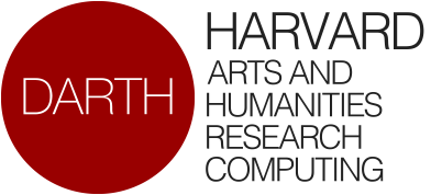 Arts and Humanities Research Computing (DARTH)